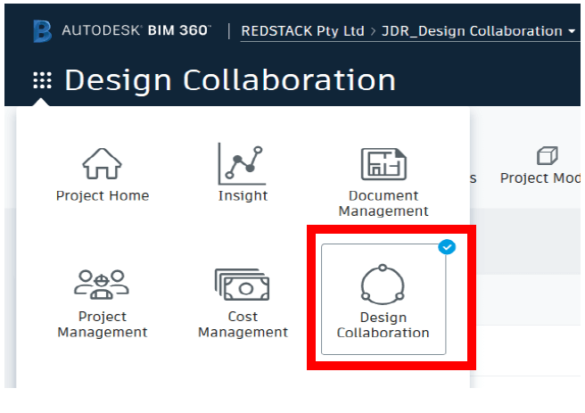 BIM 360 Design Collaboration img1
