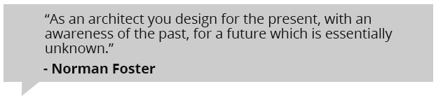 norman foster quote