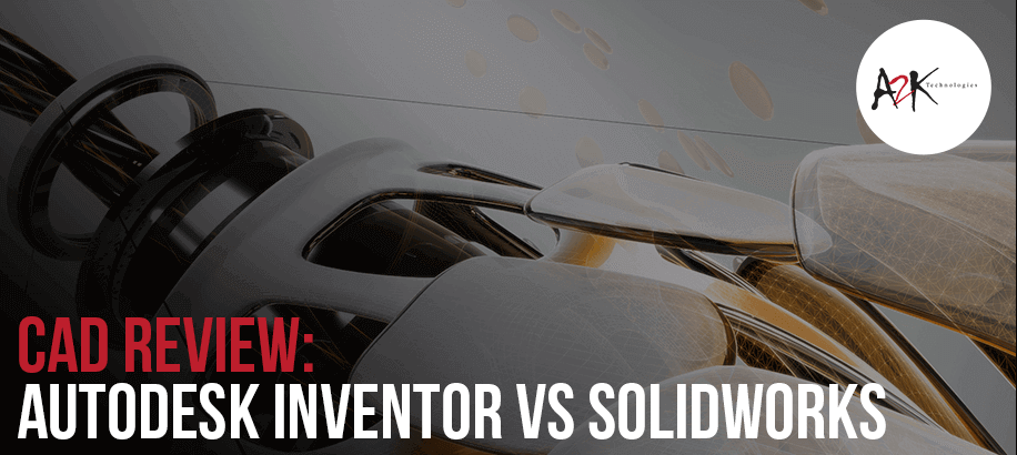 Cad Review Autodesk Inventor Vs Solidworks