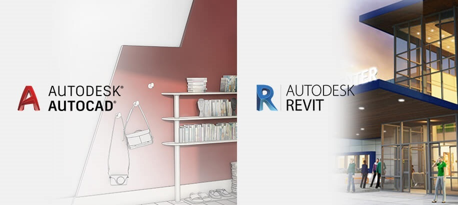 AutoCAD vs Revit in AEC