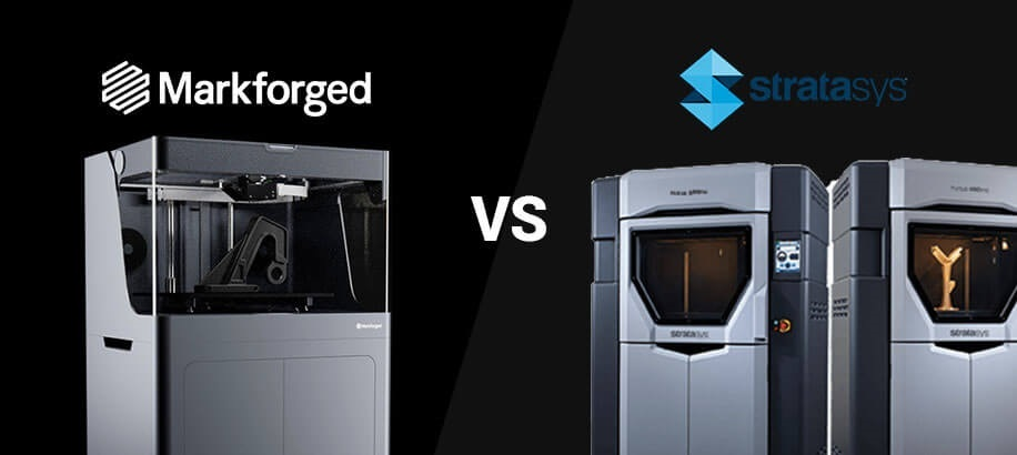 Markforged X Series Vs Stratasys Fortus 380mc/450mc Review