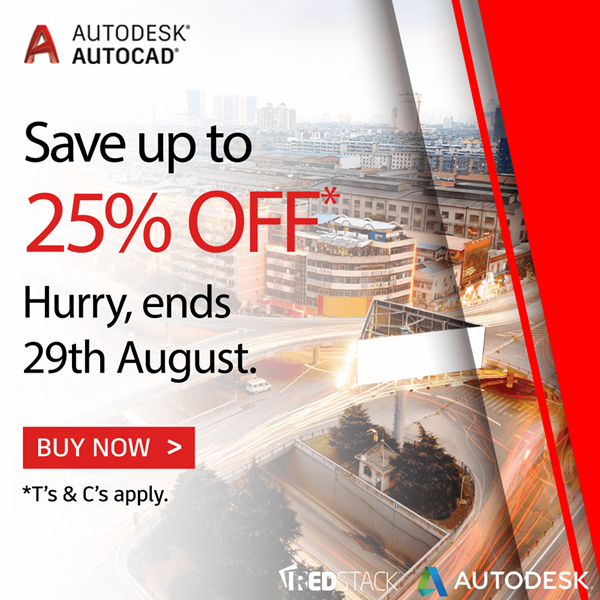 AutoCAD Flash Promo
