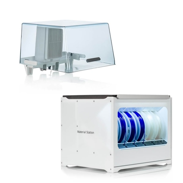 Picture of Ultimaker S5 Material Station & Air Manager Bundle