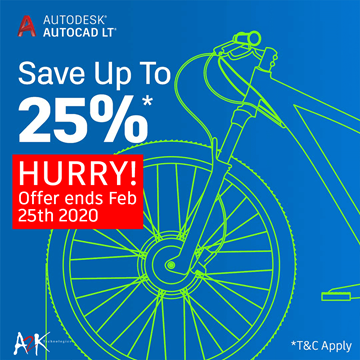 AutoCAD LT 2020 (PROMO)