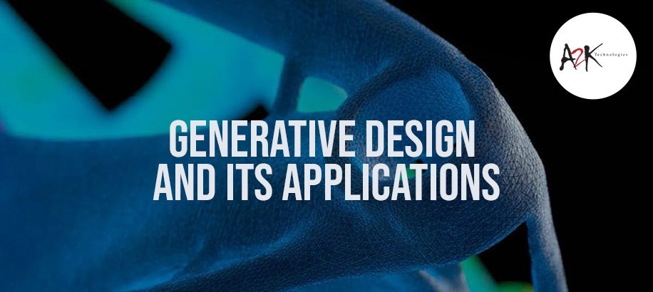 Generative Design and its Applications