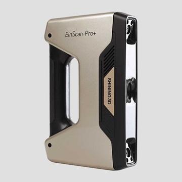 EinScan Pro+ Handheld 3D Scanner