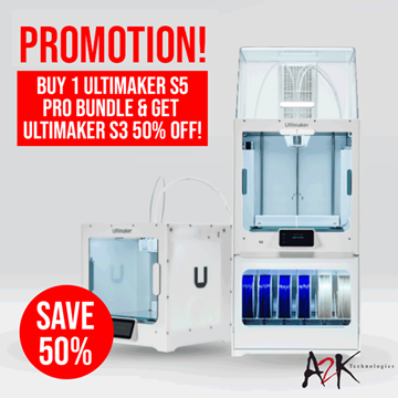 Picture of Ultimaker S5 R&D Bundle Promotion