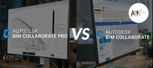 BIM Collaborate VS BIM Collaborate Pro